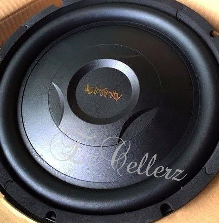 Car Subwoofers: Infinity Reference 1200S Ref1200s 1000 W 12 2 Or 4 Ohm Shallow Mount Subwoofer -> BUY IT NOW ONLY: $99.9 on eBay!