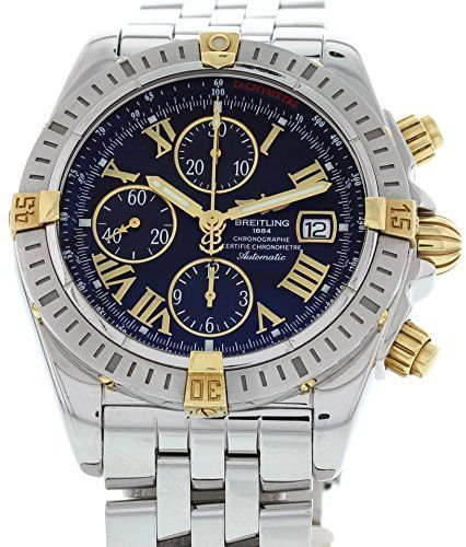 Breitling Chronomat Evolution automatic-self-wind mens Watch B13356 (Certified Pre-owned)