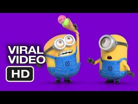 Despicable Me 2 - Happy Music Video - Pharrell Williams (2013) HD - YouTube