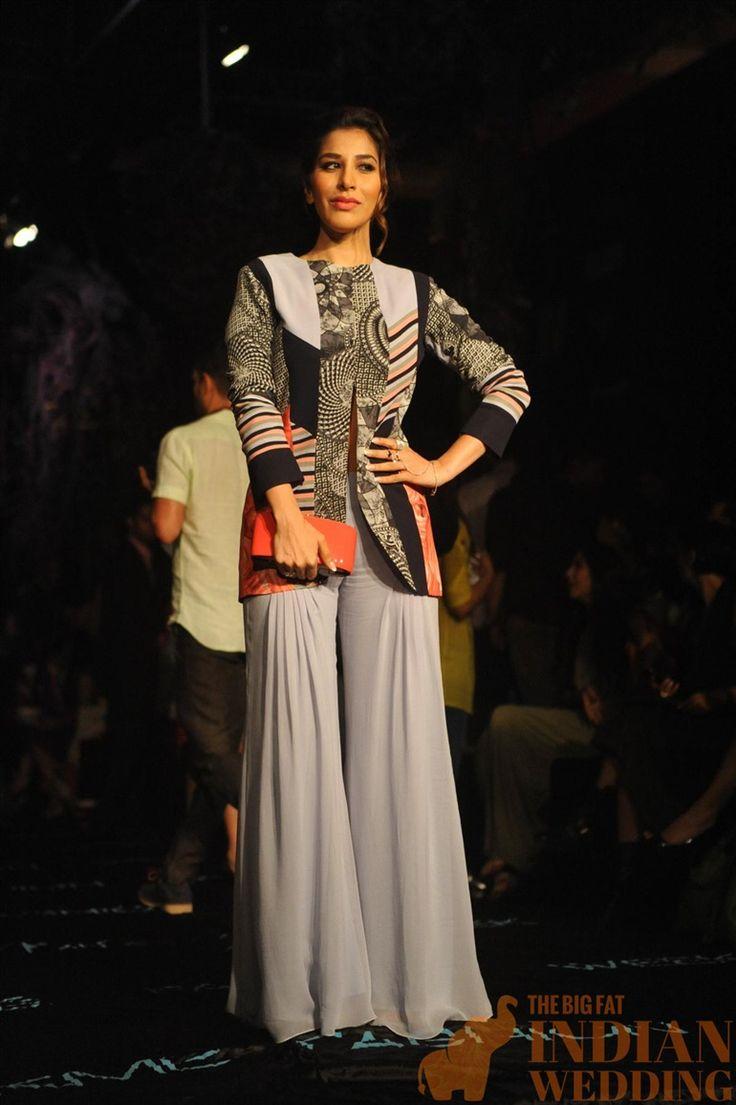 at Lakme Fashion Week 2014