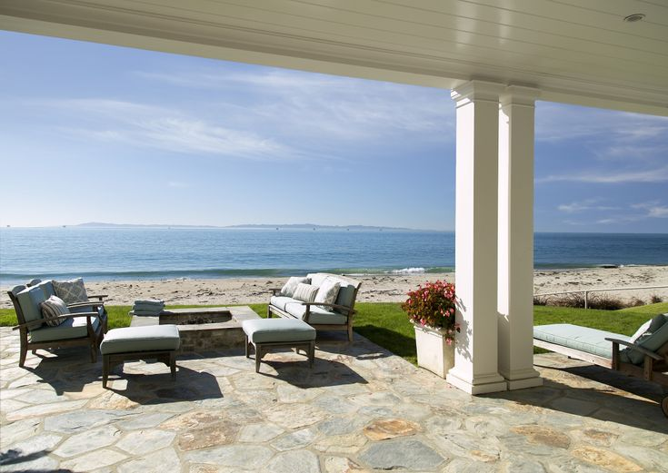 UPDATE: Comedian Dennis Miller And His Wife Sold Their Oceanside Mansion  South Of Santa Barbara