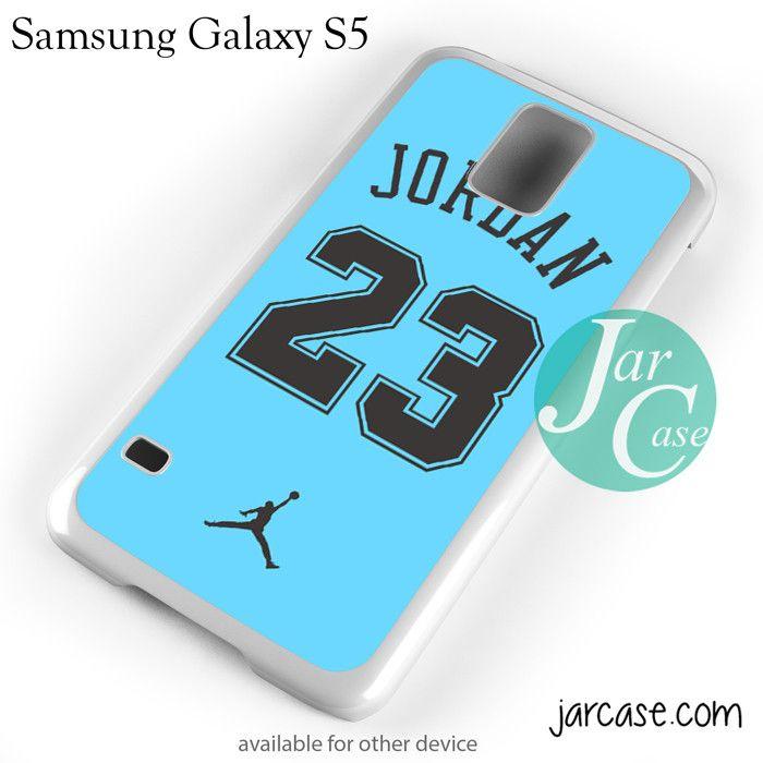 Air Jordan YP Blue Phone case for samsung galaxy S3/S4/S5