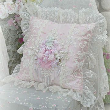 Shabby Chic Pillow Ideas : Pinterest The world s catalog of ideas