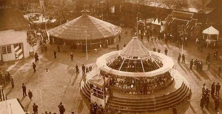 1920-as évek, Angolpark