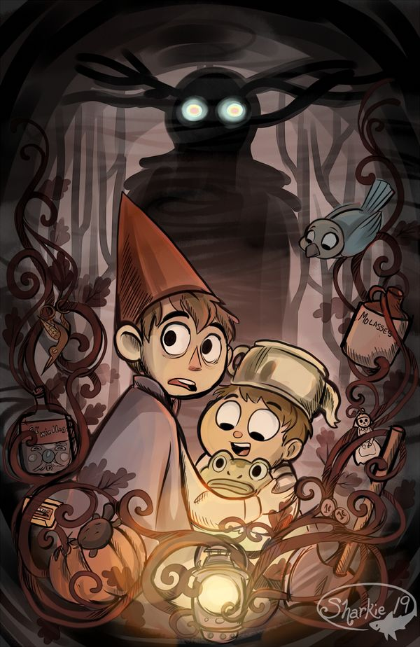 Image result for over the garden wall