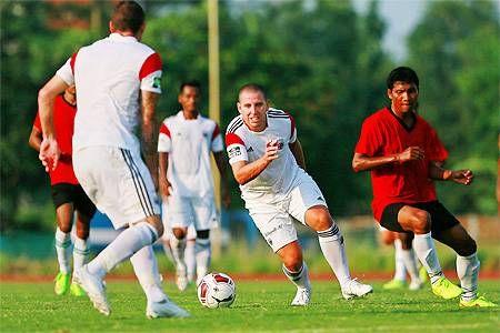 NorthEast United FC vs Kerala Blasters- The Times of India