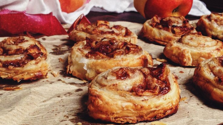 A tökéletes tízórai: almás-fahéjas tekercs