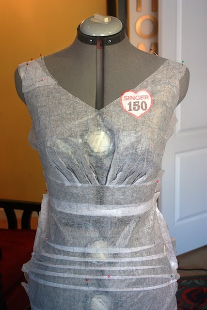 dress pattern making - I want this adjustable dress form!!!