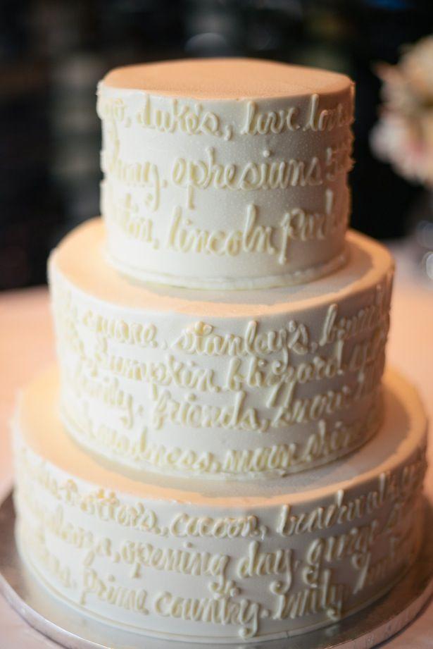 real wedding carol hannah kensington and custom lace
