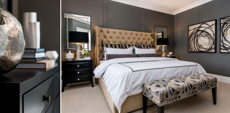 Sweet home: Элегантные интерьеры от Atmosphere Interior Design Inc.