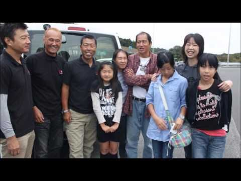 Part 2 - 2013 K38 Japan Disaster Management Tour heading to the Abes