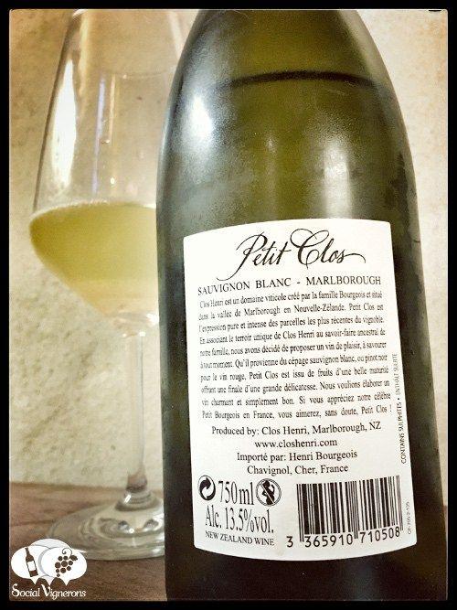 Best Wine Back Labels Images On