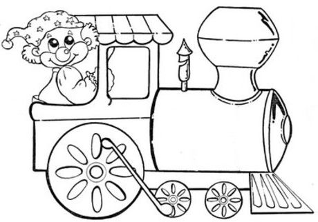 Stanley the tram engine coloring pages ~ 34 best images about coloring pages on Pinterest ...