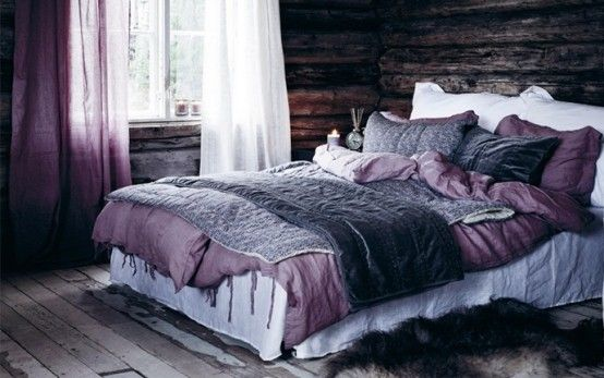 Purple Accents In Bedrooms – 51 Stylish Ideas   DigsDigs