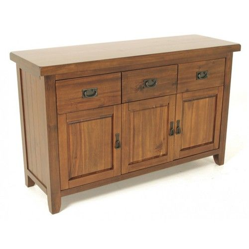 Roscrea 3 door sideboard, Roscrea sideboard, Acacia 3 door sideboard, roscrea furniture, Cork furniture