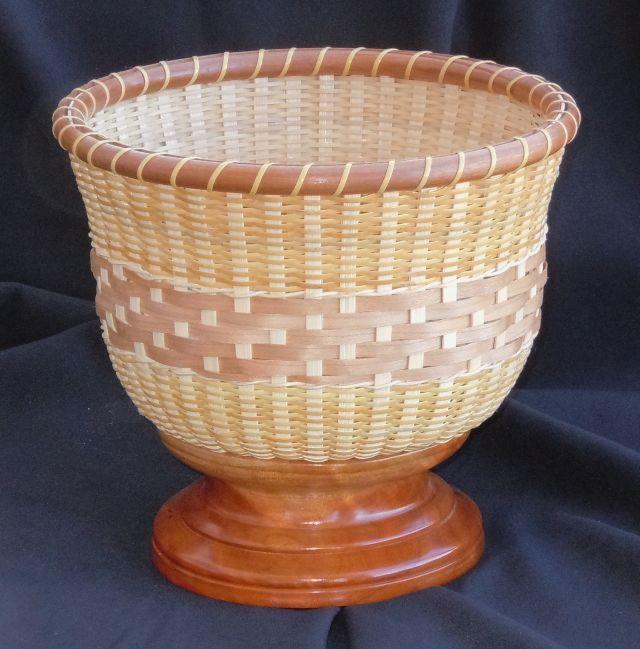 Nantucket Basket Weaving Patterns : Best baskets images on basket and