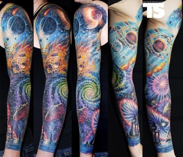 Tattoo by Zhivko Baychev at Bloody Blue Tattoo in Prague, Czech Republic