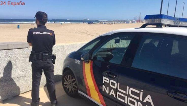 La Policía detiene a un hombre por acosar durante meses a una vecina en Valencia