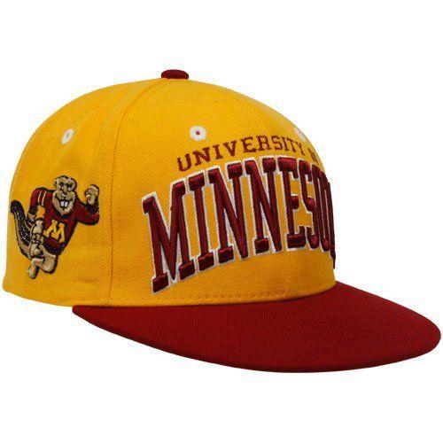9d4f3c2918b13 NCAA Minnesota Golden Gophers Super Star Snapback Cap
