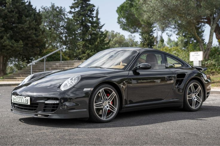 2008 Porsche 911 / 997 Turbo - Tiptronic Coupe only 8000kms