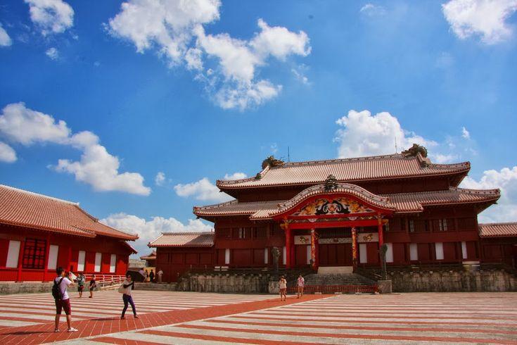 首里城(沖縄本島 那覇市) / Shuri Castle