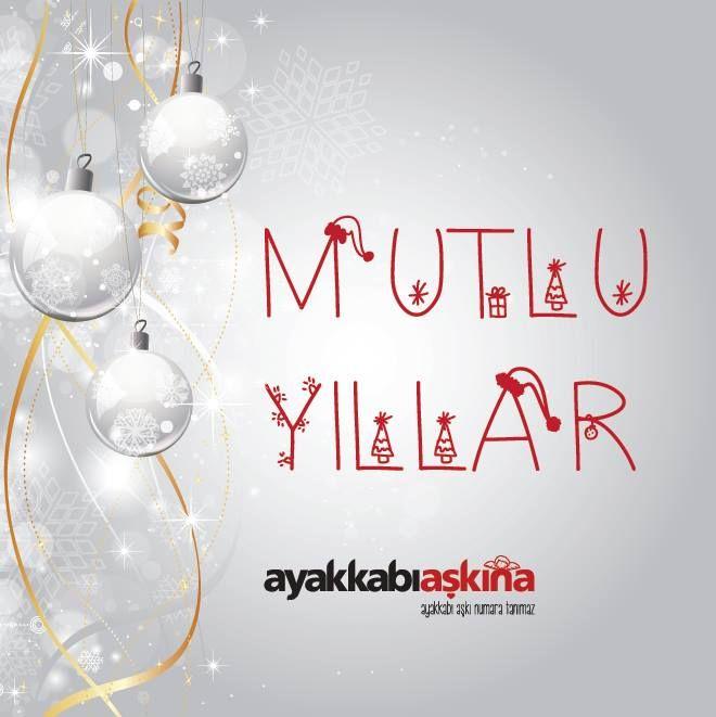 Yeni yılın eskisinden çok daha güzel olması dileğiyle, hepinize mutlu yıllar :)