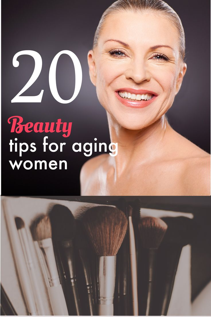 20 Makeup Tips All Older Women Should Know About (Slideshow)