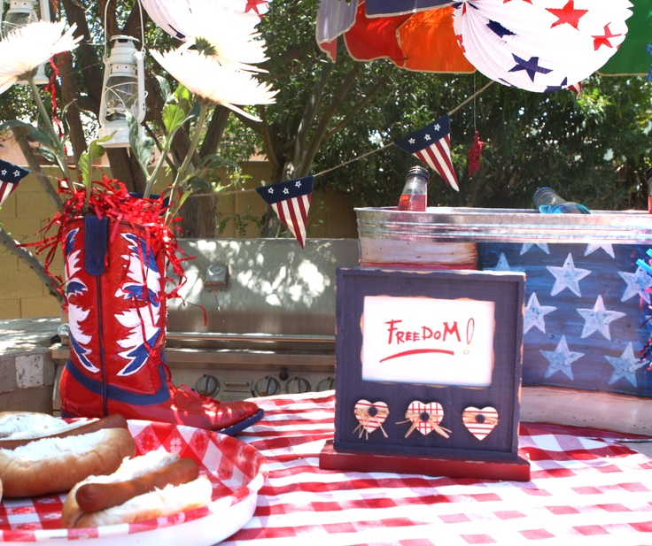15 Best July 4th/Picnic/BBQ Images On Pinterest