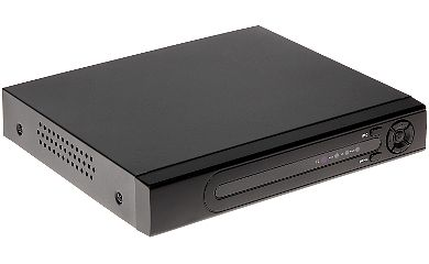 REJESTRATOR CCTV AHD, HD-CVI, HD-TVI, PAL, TCP/IP HYBRO-H08E1-W2 8 KANAŁÓW