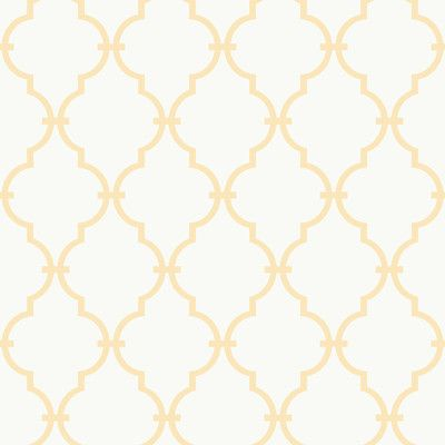"Wade Logan Pensford 15' x 6"" Trellis Roll Wallpaper & Reviews   Wayfair"