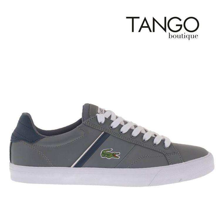 Sneaker Lacoste  Μάθετε την τιμή & τα διαθέσιμα νούμερα πατώντας εδώ ->  http://www.tangoboutique.gr/.../sneaker-lacoste-2109345753  Δωρεάν αποστολή - αλλαγή & Αντικαταβολή!! Τηλ. παραγγελίες 2161005000