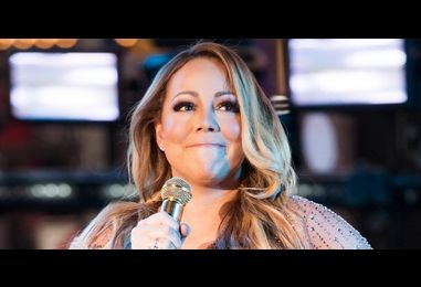 Yikes! Mariah Carey's Hollywood Star Was Vandalized After NYE Flop
