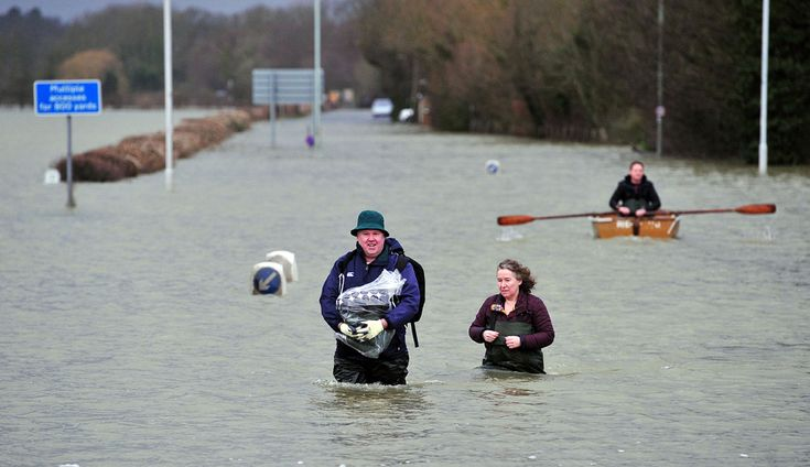 Flooding in Britain - Photos - The Big Picture - Boston.com