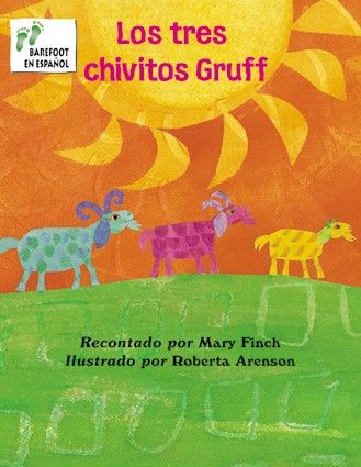 """Lost tres chivitos Gruff"" (paperback) 