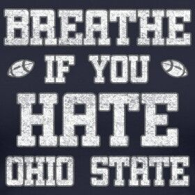 Especially if it's against the U of M GO BLUE!!! #BeatOhio #PinToWin