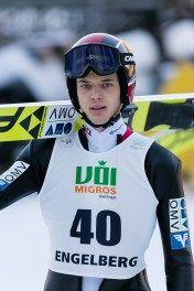 Skispringer Philipp Aschenwald | FIS Continental Cup Skispringen | Engelberg / Schweiz | Fotograf Kassel http://blog.ks-fotografie.net/pressefotografie/skispringer-nachwuchs-engelberg-schweiz-fotograf-kassel/