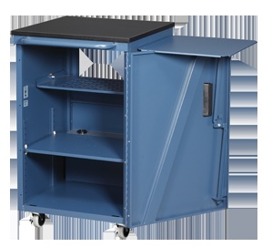 Economy Media Cart™ By Datum   Storage For Audio/visual Equipment On A  Budget. | Computer Security | Pinterest | Medium, Audio And Budget