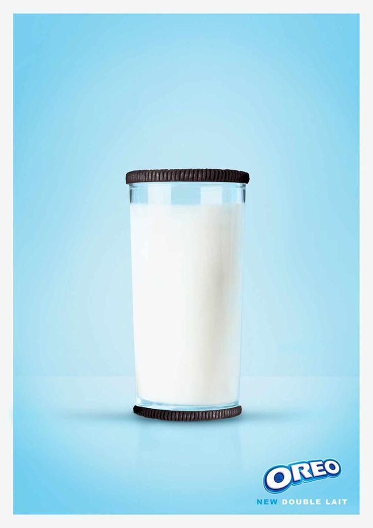 Oreo: Double milk