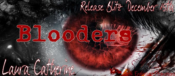 Book-o-Craze: Release Day Blitz {Teasers & Giveaway} -- Blooders...