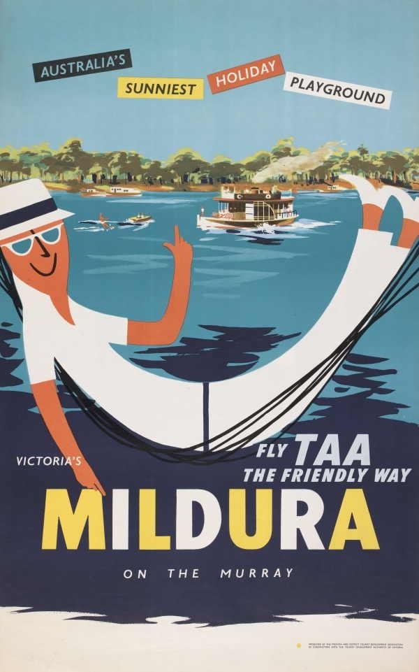 Mildura: Australia's sunniest holiday playground