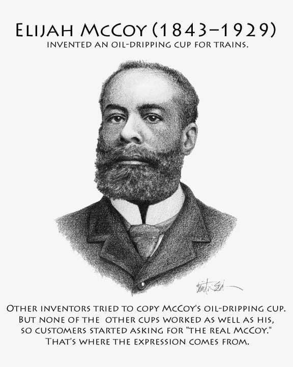 Famous African American Inventors | Home School: Black History Month--Famous Inventors