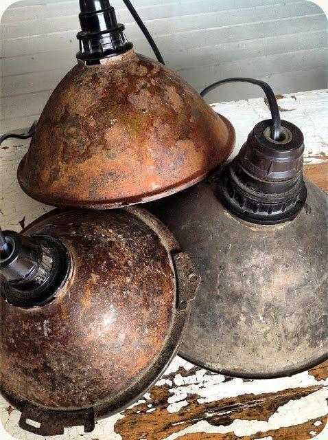 industrieel lampen