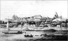 Znalezione obrazy dla zapytania Nowe nad wisłą zamek krzyżacki