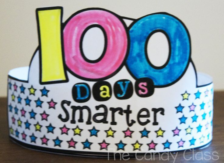 556 best images about 100 day ideas on pinterest for 100th day of school crown template