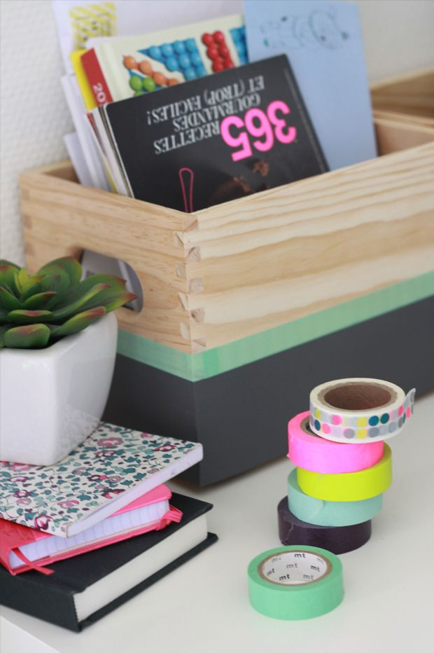 diy pour les nuls boites de rangement diy diy pour. Black Bedroom Furniture Sets. Home Design Ideas