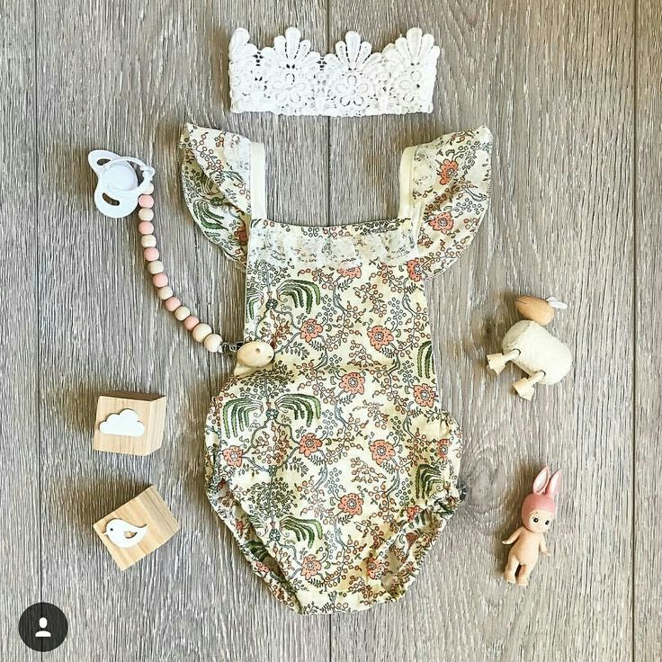 Check it this adorable romper I found on @sewbabyclothing