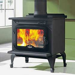 Where is the best place to install an Acme wood furnace?