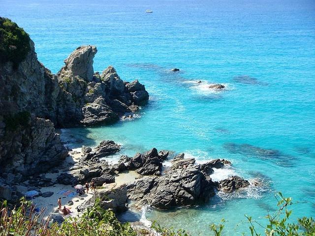 Calabria, Italy..good friends, good food, beautiful beaches...