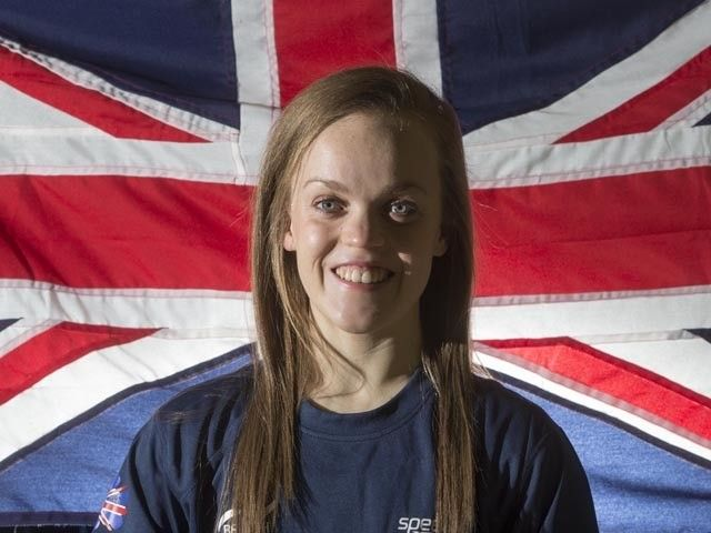 Ellie Simmonds, Ollie Hynd lead ParalympicsGB swimming team for Rio 2016