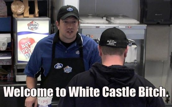 impractical jokers larry | Impractical Jokers wats awesome is that this is the White Castle on sunrise hwy in lynbrook!!! I actually saw someone I kno get pranked!!